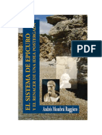 El Sistema de Epicuro y el Renacer de una idea postergada. Dr. Andrés Mombrú Ruggiero