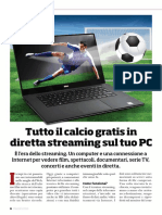 Calcio Tv Gratis