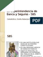 La Superintendencia de Banca y Seguros - SBS.ppt