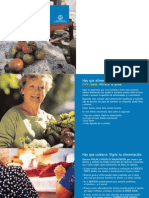 Alimentarse bien. Saber envejecer. Prevenir la dependencia. Con la colaboración de- D E G E RIAT RÍA G E R O N TO L O GÍA