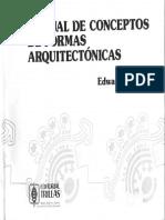 Manual de Conceptos de Formas Arquitectonicas