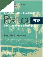 01 Falar Ler Escrever Portugues - Caderno de Exercicios - Copia