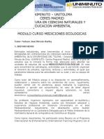 Proyecto de Pic Mediciones Ecologicas1