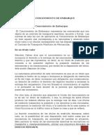 EL CONOCIMIENTO DE EMBARQUE  trabajo.docx
