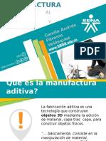 Manufactura Aditiva Aplicada Al Cuero - Camilo Páramo
