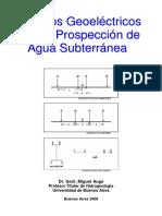 Metodos Geoelectricos Prospeccion de Aguas Subterraneas