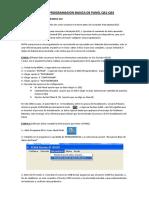 Guia Rapida Para Programacion QS1-QS4