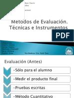 Mtodosdeevaluacin Tcnicaseinstrumentos 101128061851 Phpapp01(1)