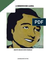 Breve Selección de Poemas de Sara Berenguer Laosa [Anarquismo en PDF]
