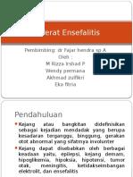 Referat Ensefalitis ppt