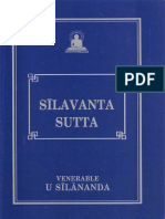 265. Silavanta_Sutta - Ven Dr. Silananda
