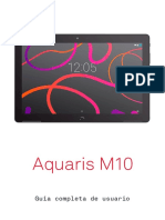 Aquaris M10 UG ES