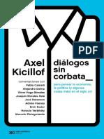 Diálogos Sin Corbata Para Pensar La Economía_ La Política (y Algunas Cosas Más) en El Siglo XXI