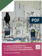 CDG-El orden representativo, la organización del Congreso y los procesos parlamentarios (CDG)