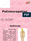 Polineuropatías