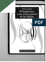 Prolegomenos a Una Teoria General de Las FIGURAS-Stefano Arduini