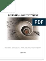 Desenho Arquitetônico tecnicas avançadas