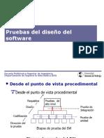 Modelos de Pruebas de Diseño Del Software