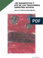 guia de diagnóstico y tratamiento de los trastornos del espectro autista