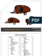 Wyoming Woody Teardrop Trailer v1.0