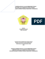 Cover Surat Pernyataan
