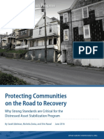 Protecting Communities on the Road to Recovery
