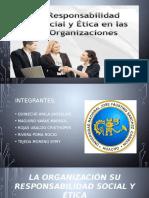 Adm, La Organizacion Su Responsabilidad
