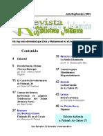 Revista islamica III