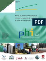 Manual de Diseño y Construcción de Sistemas de Aguas Lluvias en Zonas Rurales