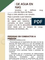 4flujodeaguaentuberias1-130703194008-phpapp02.ppt