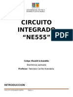 Circuito Integrado NE555