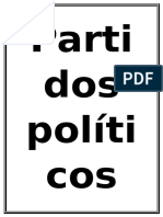 Partidos Políticos Del Perú