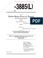 Fox News Network v TVEyes - Brief for Fox News Network (2nd Circuit) [Redacted]