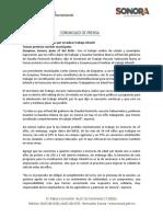 27/06/16 Van Empalme y Guaymas por erradicar trabajo infantil -C.0616103