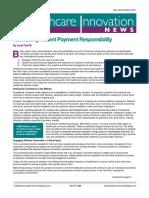 Facilitating Patient Payment Responsibility