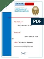 Laboratorio 4 Microbiologia sanitaria 1