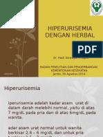 PP Hiperurisemia Jambi Dr Hadi