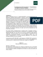 1.-Normativa de Reconocimiento de Creditos-23 Octubre 2008 y Mod.28junio2011