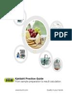 11592548 Kjeldahl Practice Guide 210x210 en D Low