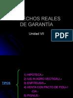 DCHOS REALES de GARANTÍA.ppt