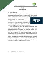 Proposal KP Pertamina