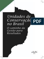 Livro Unidades de Conservação No Brasil - 536 Págs