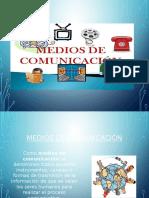 Los Medios de Comunicación-psicología