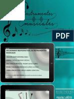 Diccionario Mentefactual de Instrumentos Musicales