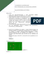 Tarea Fútbol 1