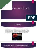 EDUCACIÓN-HOLISTICA