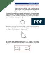 Valores Trigonométricos Exactos de La Función Seno y Coseno