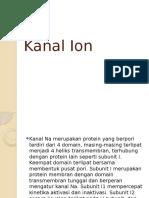 kanal Ion Na dan K