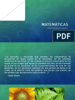 Matemáticas TOK