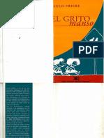 El Grito Manso Paulo Freire (1)